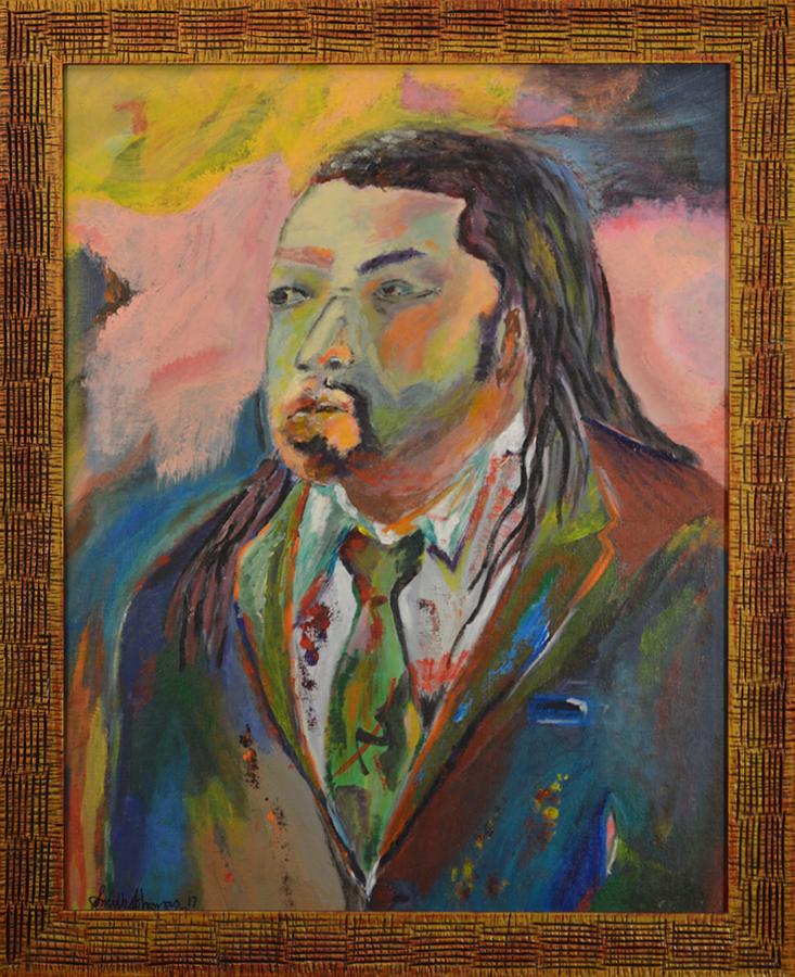 Smith Thomas, the artist