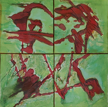 SYMBIOSE (set of 4)
